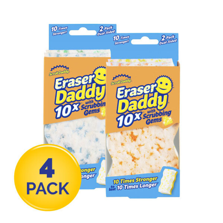 2 x Eraser Daddy 2 Pack