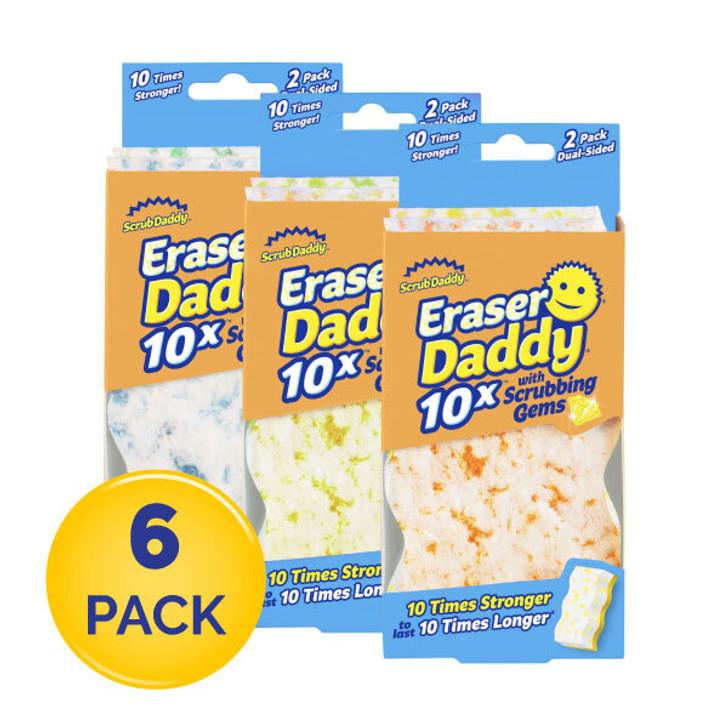 3 x Eraser Daddy 2 Pack