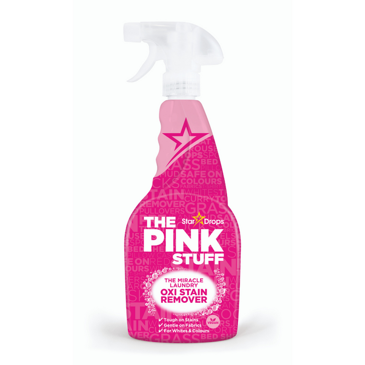 The Pink Stuff - The Miracle Laundry Oxi Stain Remover Spray (500ml)