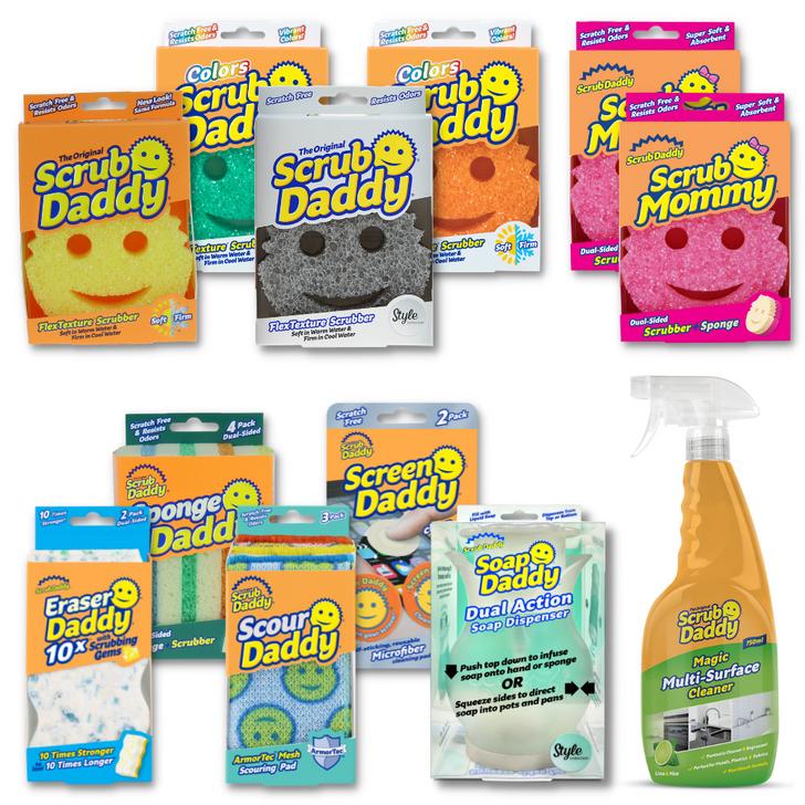 Scrub Daddy - 12 Piece Pack