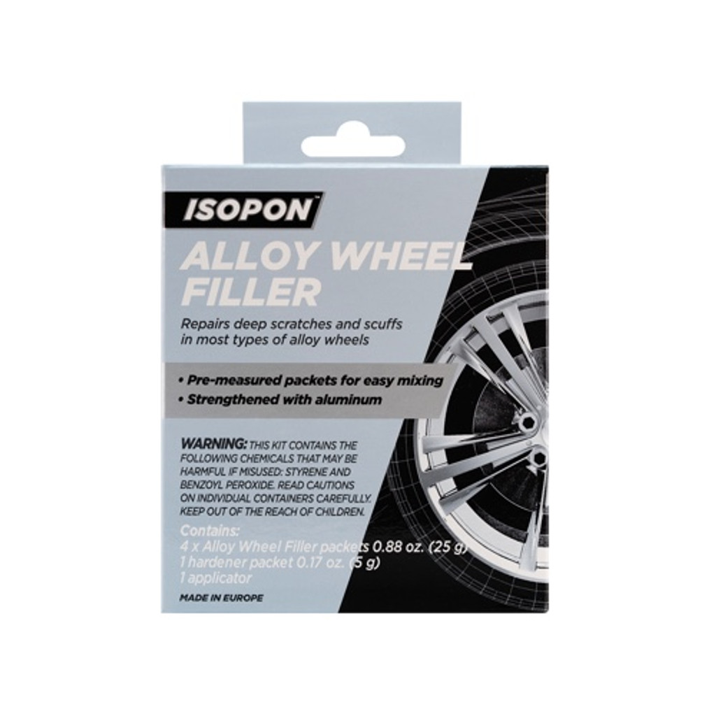 ISOPON Alloy Wheel Filler