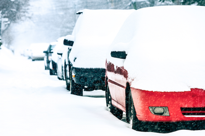 How Cold Weather Driving Can Take a Toll on Your Vehicle