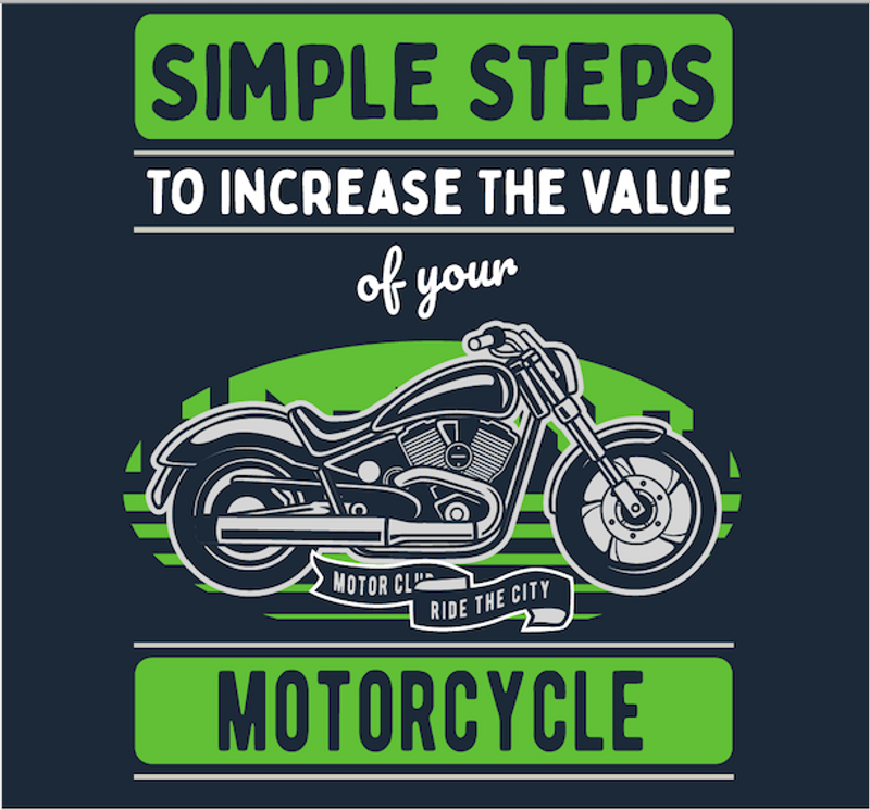Simple Steps To Increase The Value Of Your Motorcycle