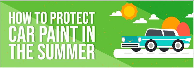 How to Protect Car Paint in The Summer