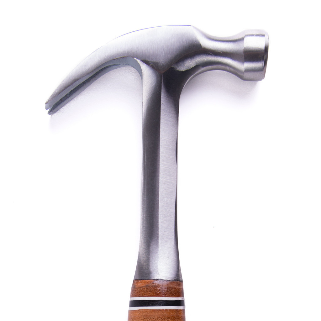 Estwing Claw Hammer with Leather Handle