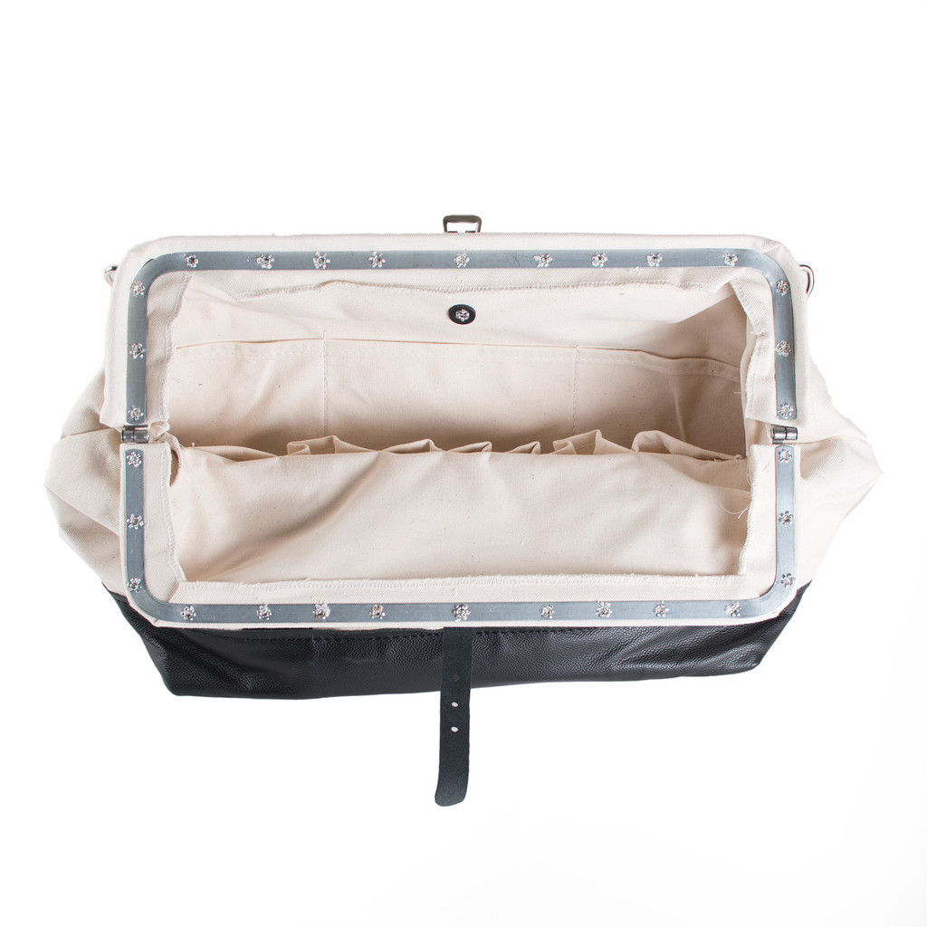"""Canvas Pocketed Toolbag 18"""""""