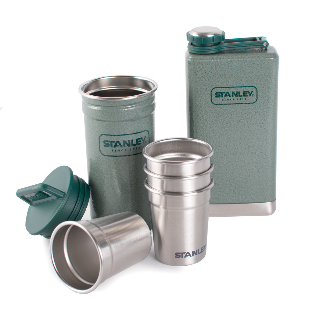 Stanley Shots and Flask Giftset