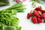 Spring into Summer: Upset the Fruit Basket