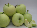 The Yellow Transparent Apple