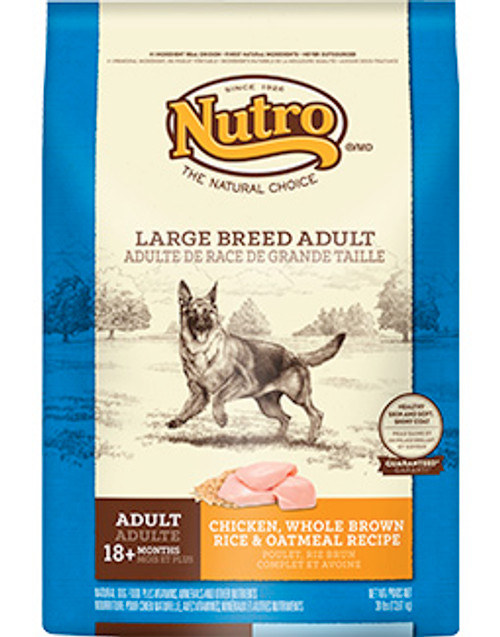 Nutro Wholesome Essentials Large Breed Adult 13.61kg Chicken