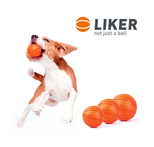 LIKER Ball for dogs