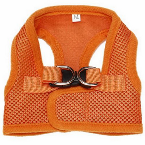 Vest Style Breathable Mesh Harness
