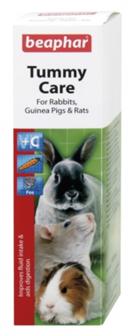 Tummy Care for Rabbits, Guinea Pigs & Rats 100ml