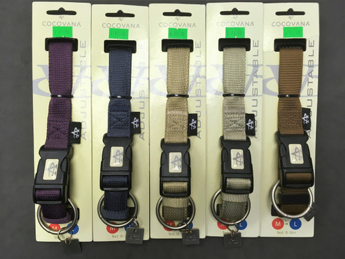 Cocovana Adjustable Dog Collars