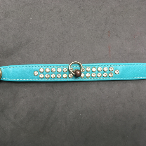 Turquoise Double Bling Collar