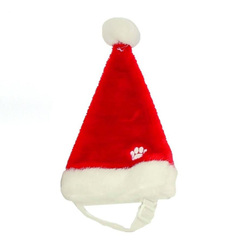 Santa's Hat for Dogs Large