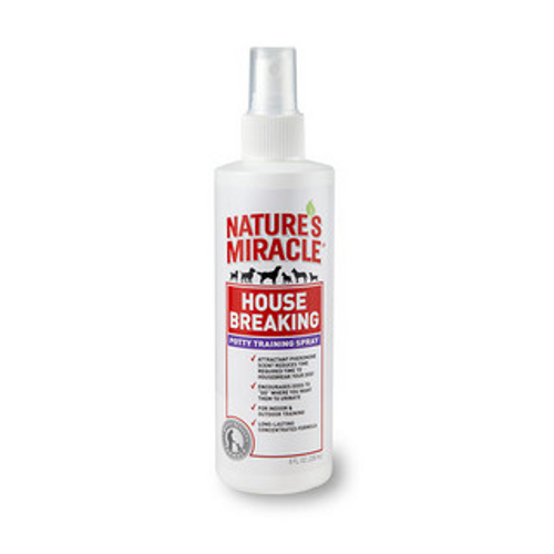 Natures Miracle House Breaking Potty Training Spray 236ml