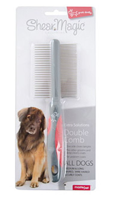Shear Magic Double Sided Comb