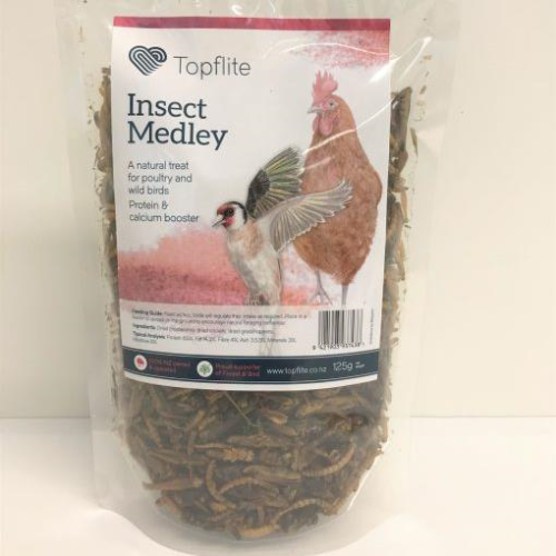 Insect Medley 125g