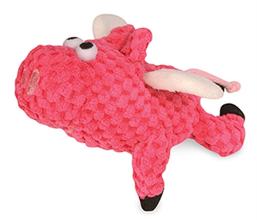 GoDog Just For Me Flywing Pig Dog Toy