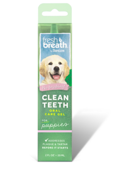 Clean Teeth Oral Care Gel for Puppies 59mL