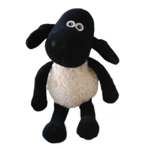 Allpet Snuggle Friends Black Sheep