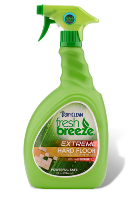Fresh Breeze Extreme Hard Floor Stain & Odor Remover 946mL