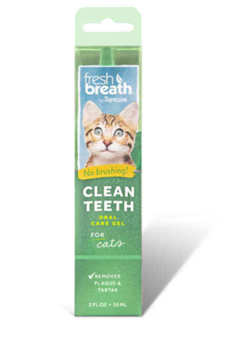 Oral Care Gel For Cats 59ml