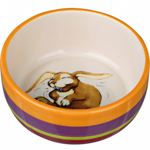 Rabbit Ceramic Bowl