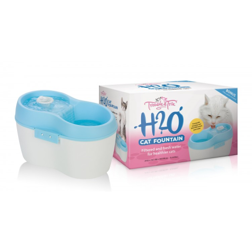 Trouble & Trix H2O Cat Water Fountain