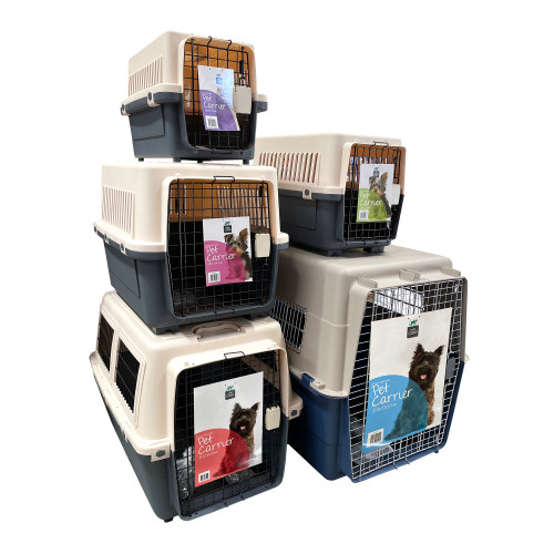 Air Travel (Airline) Approved Pet Carrier Crates