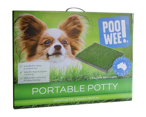 POOWEE! Portable Potty for Dogs