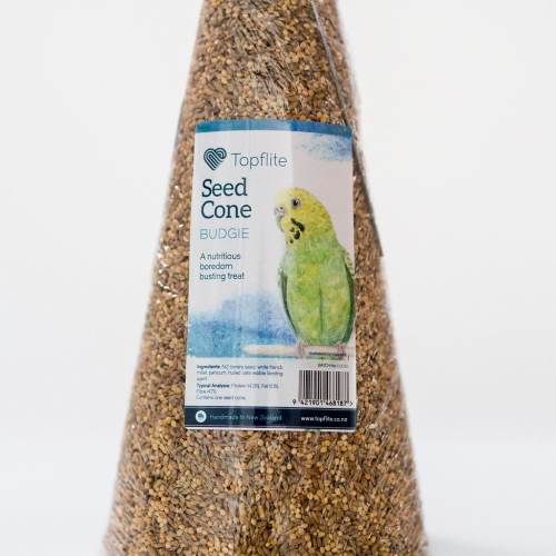 Medium Seed Cone for Small Birds