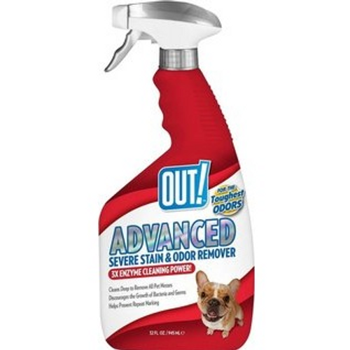 OUT! Advanced Stain and Odour Remover 945mL