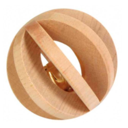 Slat Ball with Bell 6cm
