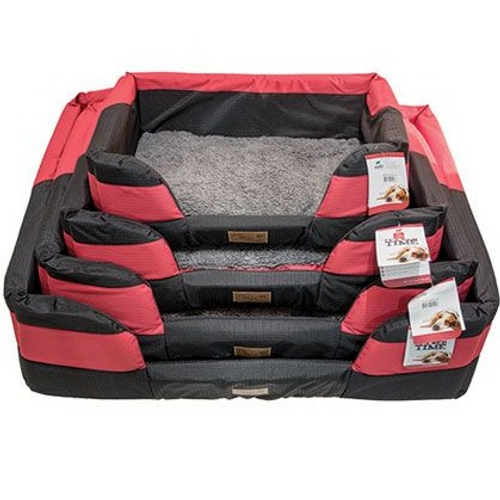 It's Bed Time All Terrain Basket Bed RED
