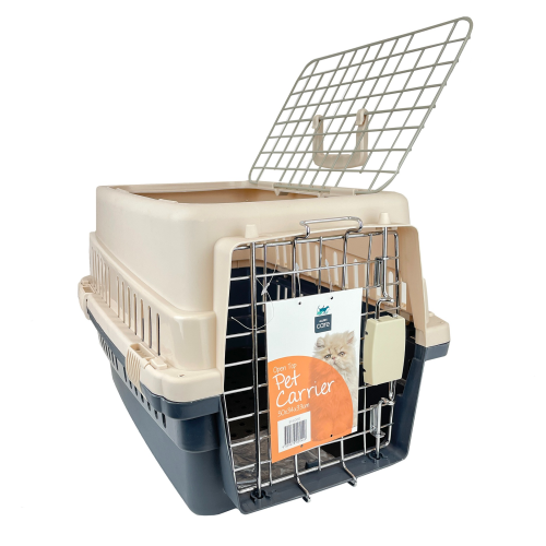 Top Opening Pet Carrier (Carry Cage)