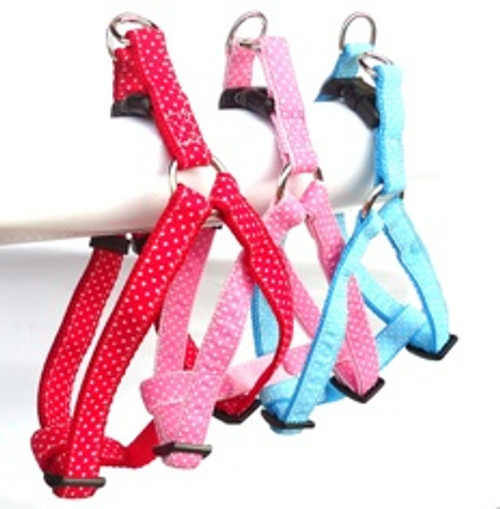 NZP Spotty Harness