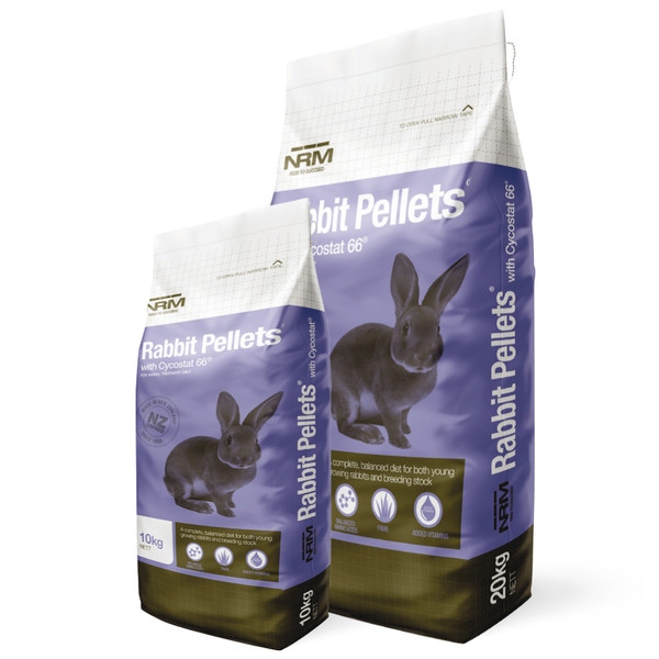 NRM Rabbit Pellets 10kg