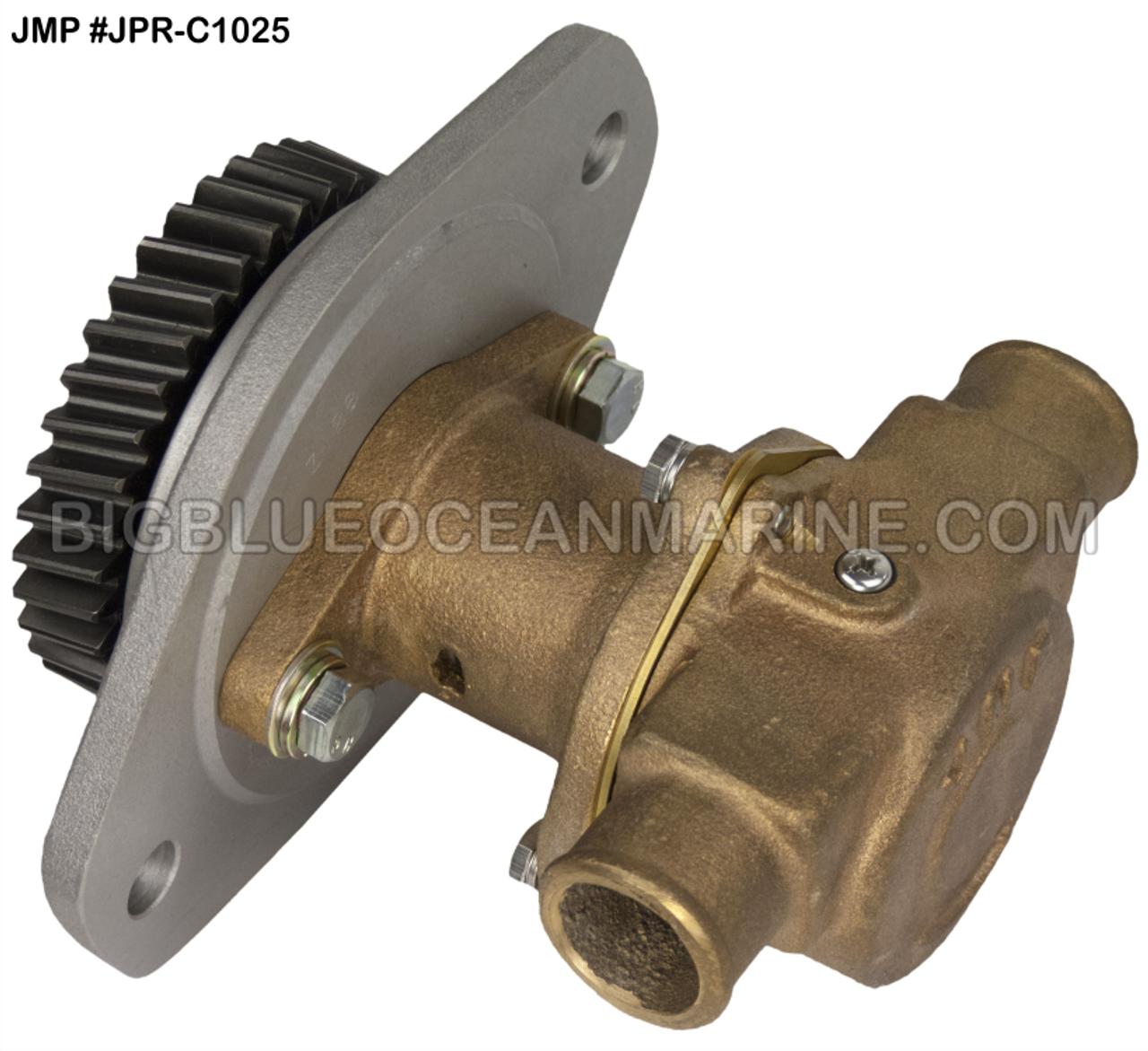 Engine heater kit for CUMMINS Marine Engines 6B5.9M 6BT5.9M