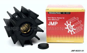 JMP FLEXIBLE IMPELLER #8301-01 (Actual Impeller Image)