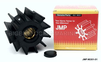 JMP FLEXIBLE IMPELLER #8301-01 (Actual Impeller Image)