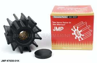 JMP FLEXIBLE IMPELLER #7608-01 (Impeller Image)