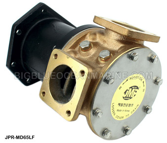 JPR-MD65LF MITSUBISHI REPLACEMENT ENGINE COOLING PUMP Engine Models: S6B, S6A, S6R, S6R2