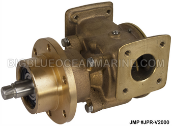 JMP #JPR-V2000 JMP VOLVO PENTA REPLACEMENT RAW WATER ENGINE COOLING PUMP
