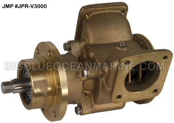 JMP #JPR-V3000 JMP VOLVO PENTA REPLACEMENT RAW WATER ENGINE COOLING PUMP