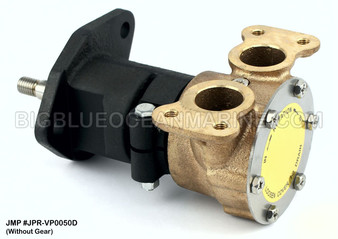 JMP #JPR-VP0050D JMP VOLVO PENTA REPLACEMENT RAW WATER ENGINE COOLING PUMP (PUMP WITHOUT GEAR)