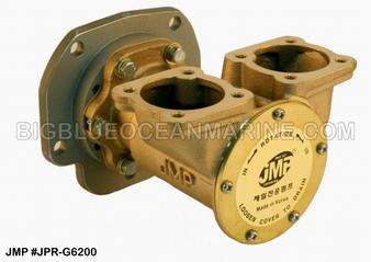 #JPR-G6200 JMP Marine Detroit Diesel Engine Cooling Seawater Pump Detroit Diesel Pump 23507972, 23501769, 5106016, 5122599, 8924265 Jabsco Pump 6980-3100 Engine Models: 6V71TI, 8V71, 12V71, 16V92