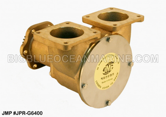 JMP #JPR-G6400 JMP DETROIT DIESEL REPLACEMENT RAW WATER ENGINE COOLING PUMP