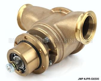 JMP #JPR-G6500 JMP DETROIT DIESEL REPLACEMENT RAW WATER ENGINE COOLING PUMP